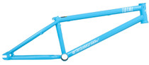 Total BMX TWS 2 Frame in sky blue at Albe's BMX Online