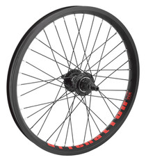 Alienation Rush V3 Vandal Freecoaster Wheel in black at Albe's BMX Online
