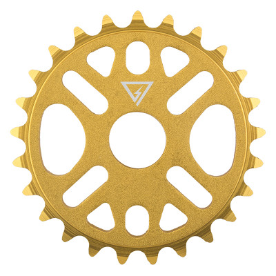 Black Ops Micro Drive II Sprocket in gold at Albe's BMX Online