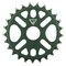Black Ops Micro Drive II Sprocket in green at Albe's BMX Online
