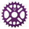 Black Ops Micro Drive II Sprocket in purple at Albe's BMX Online