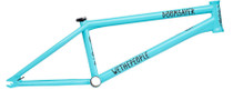 WeThePeople Doomsayer Frame in pastel blue at Albe's BMX Online