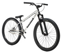 Airborne Cro-Hawk Dirt Jump Bike in chrome at Albe's BMX Online