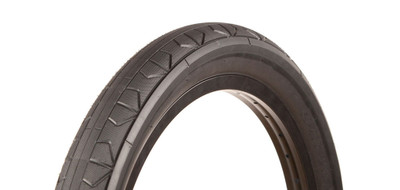 Fit Underinflated F/U Tire in black at Albe's BMX Online