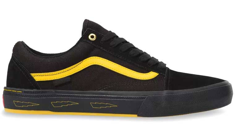 VANS BMX 66 INSTAGRAM Vans Old Skool Pro BMX Shoes (Larry