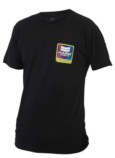 Haro Cool Stuff T-Shirt front in black at Albe's BMX Online