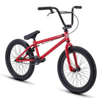 Redline Romp Bike 2019 in Red at Albe's BMX Online