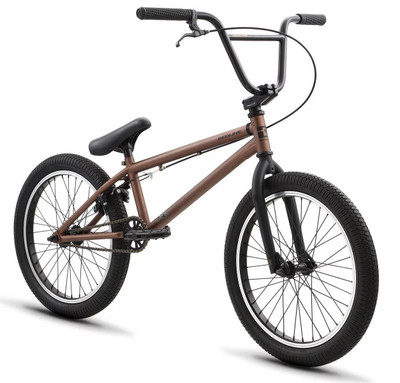 Redline Recon Bike 2019 in copper at Albe's BMX Online
