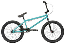 Premium Stray Bike 2020 in teal blue at Albe's BMX Online