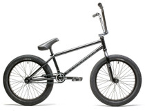 Stranger Level Bike 2020 in black at Albe's BMX Online
