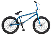 GT Bikes Team Bike 2020 in Blue at Albe's BMX Online