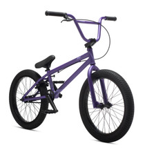 Verde A/V Bike 2021 in Purple at Albe's BMX Online