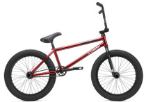 Kink Williams Bike 2021 in red at Albe's BMX Online