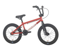 "Sunday Blueprint 16"" Bike 2021 in red at Albe's BMX Online"