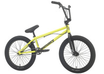 Sunday Primer Park Bike 2021 in Yellow at Albe's BMX Online