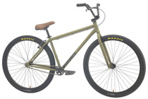 "Sunday High-C 29"" Bike 2021 in Army Green at Albe's BMX Online"