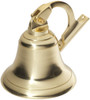 Ships Bell - D125mm - Polished Brass