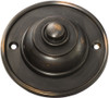 Bell Push - 75mm - Antique Copper