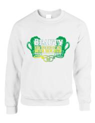 Beer holder Women Sweatshirt