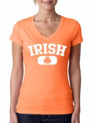 IRISH SHAMROCK Sporty Tee Shirt