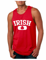 IRISH SHAMROCK Men's Jersey Tank Top