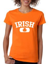 IRISH SHAMROCK Women T-Shirts