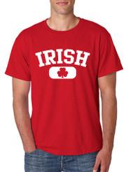 IRISH SHAMROCK men T-Shirts