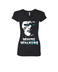 White walkers Sporty Tee Shirt