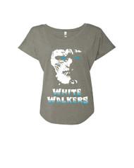 White walkers Ladies Triblend Dolman