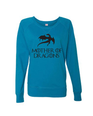 mother of dragons Ladies Long Sleeve