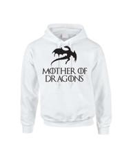mother of dragons Women Hooded Sweatshirt