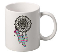 Indian dream catcher coffee tea mugs gift