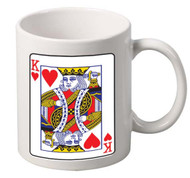 King card coffee tea mugs gift