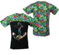 Anchor FLOWER PRINT TEE Shirt