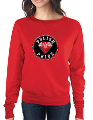 POLISH PRIDE Ladies Long Sleeve