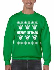 Merry Liftmass gift men Sweatshirt