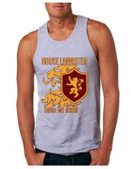 House Lannister hear me roar Men Tank Top