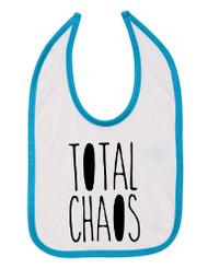 Total Chaos Baby Bib