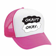 OKAY OKAY Valucap Foam Trucker Cap