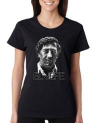Women's T Shirt Pablo Escobar Face Cool Stuff Popular Shirt