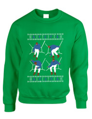 Adult Sweatshirt 4 1-800 Hotline Bling Ugly Christmas Sweater Gift