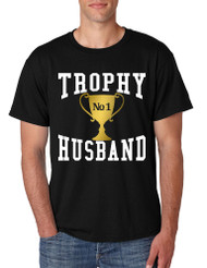 Men's T Shirt Trophy Grandpa Cool Xmas Love Family Gift T Shirt