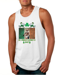 Men's Tank Top Irish Conor Final St Patrick's Day Top