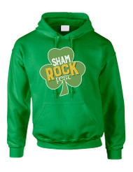 Adult Hoodie Shamrock Fest St Patrick's Day Cool Top