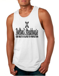 Men's Tank Top Boltons Steakhouse House Of Bolton Cool Top