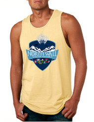 Men's Tank Top North Wall Winter Olympics Cool Top