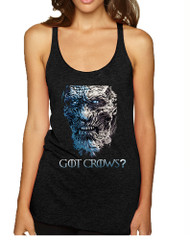 Women's Tank Top Got Crows? Cool Trendy Top Hot Gift