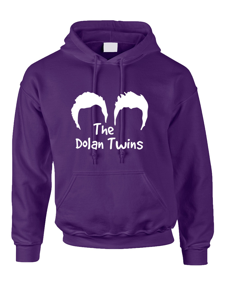 a36d5d89b Adult Hoodie The Dolan Twins Trendy Cute Top Cool Gift. Price: $31.94.  Image 1