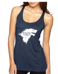 Women's Tank Top Winter Is Coming Cool Top Popular Gift