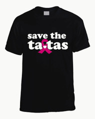 Save The Ta Tas Breast Cancer T Shirts Women Sweatshirt